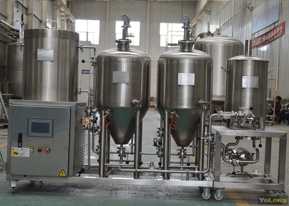 Effective Means Of Cleaning Nano Brewery Equipment