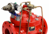 red automatic recirculation valve