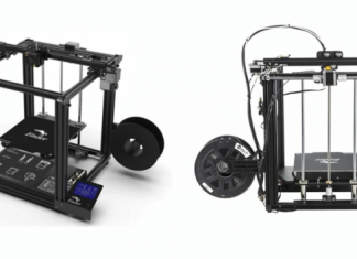 Ender-5 series FDM 3D printing machines