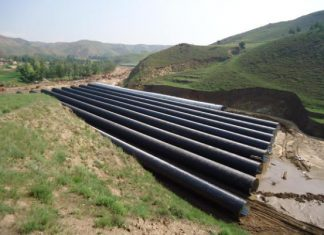 Spiral Corrugated Pipes